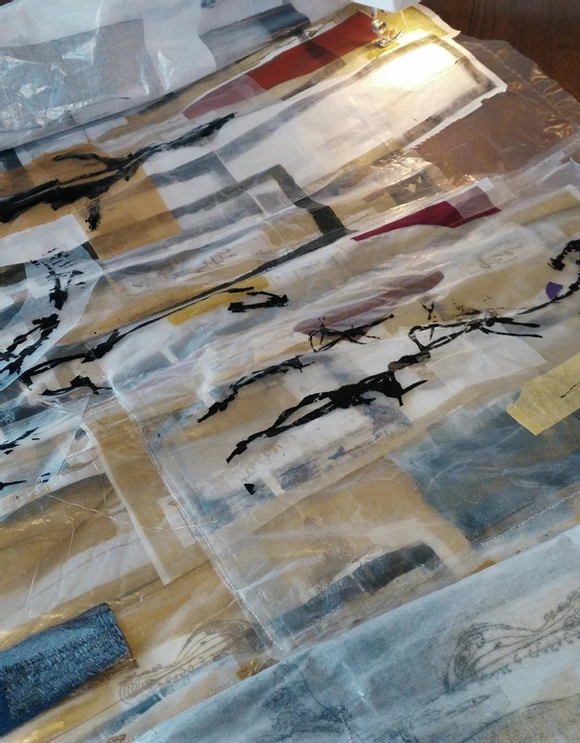 Tikkun Olam Installation art contemporain Kristin DeGeorge
